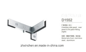 Xc-D1552 (right) Stainless Steel Side Panel/Over Panel Top Patch Fitting pictures & photos