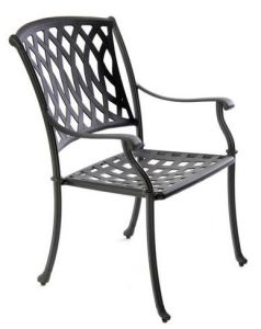 Outdoor/Patio Aluminum Bistro Set pictures & photos