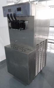 Dual System Floor Model Soft Ice Cream Machine/Large Production R3145b