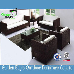 Popular Rattan Outdoor Furniture Sofa Set pictures & photos