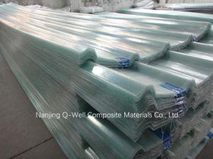FRP Panel Corrugated Fiberglass/Fiber Glass Roofing Panels 171003 pictures & photos