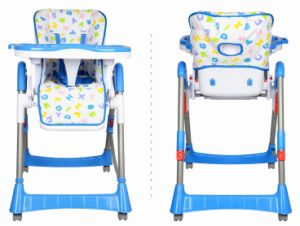 European Standard High Quality Plastic Baby High Chair (CA-HC003) pictures & photos