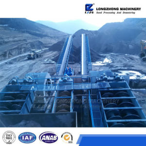 Spiral Sand Washing Machine for River Sand pictures & photos