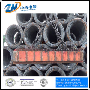 Special Design Lifting Magnet for Wire Rod Coil Lifting MW19-34072L/1 pictures & photos