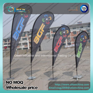 60*50cm Iron Flag Pole Cross Base for Advertising pictures & photos