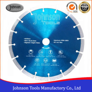 105-350mm Segmented Diamond Saw Blade for General Purpose pictures & photos