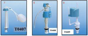 Toilet PVC Fill Valve and Toilet Dual Flush Valve pictures & photos