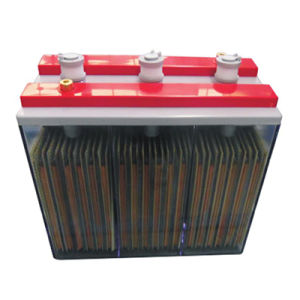 Deep Cycle Solar Power Storage Battery Tubular Plate Opzs Battery 6V 300ah pictures & photos