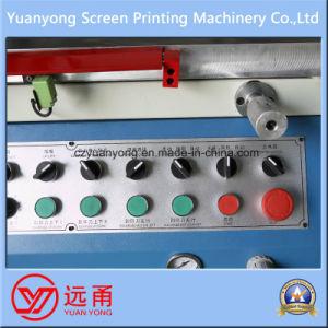 Four Column Label Screen Printing Machine pictures & photos