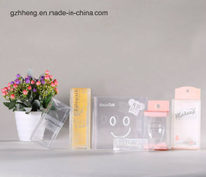 OEM plastic gift box cosmetic bag with printing made in China pictures & photos