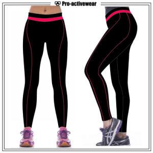 Sportswear Factory Price Wholesale Custom Printed Pattern Ladies Sports Leggings pictures & photos