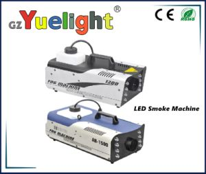 Wholesale 1200W Smoke Machine with LED Light and Controller pictures & photos