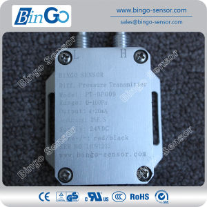 0~10V Air Differential Pressure Transducer, Differential Pressure Transmitter pictures & photos