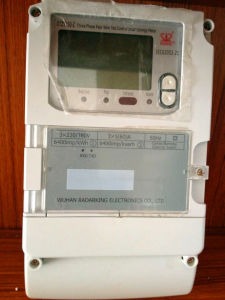 Wholesale Three Phase Smart Energy Meter for AMR/Ami System pictures & photos
