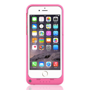 4000mAh External Power Case Battery Charging Case for iPhone 6 Plus/6s Plus pictures & photos
