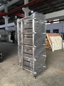 Plate Heat Exchanger Plate Exchanger Milk Cooler Plate Cooler pictures & photos