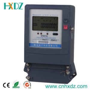 Single Phase Prepaid Electric Meter (DDSY) pictures & photos