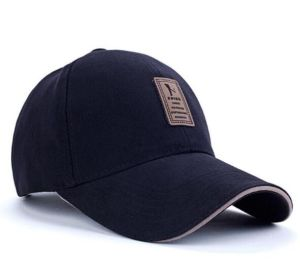 Sports Golf Snapback Simple Solid Hats for Men Truck Driver Cap pictures & photos