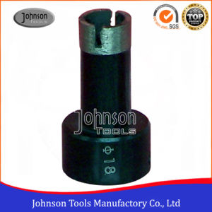 Core Drills Od18mm Diamond Core Bit for Stone pictures & photos