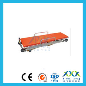 Aluminium Loading Ambulance Stretcher (With FDA, CE Certification) pictures & photos