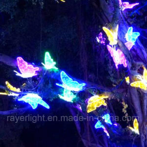Shopping Mall Sydney Christmas Lights Decoration LED Butterflly String Light pictures & photos