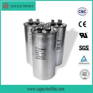 Cbb65 AC Motor Anti-Explosion Capacitor with UL/CQC/TUV/VDE/RoHS/SGS pictures & photos