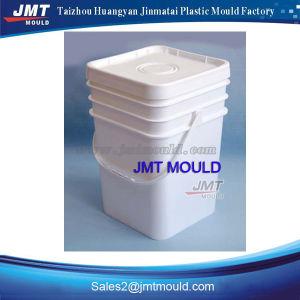 Plastic Injection Square Bucket Moulding pictures & photos