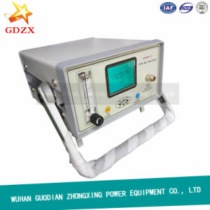 China Manufacturer Sf6 all-purpose Tester Gas Analyzer pictures & photos