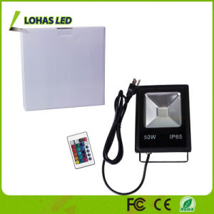 Cheap Price Floodlights IP65 220V 10W-100W RGB LED Light pictures & photos