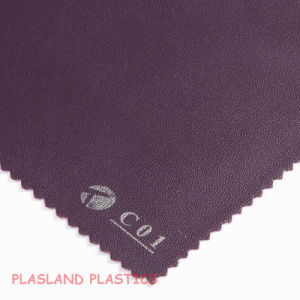 PVC Leather / PVC Synthetic Leather /PVC Artificial Leather pictures & photos