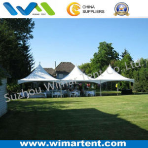 5X5m Garden Sun Canopy Tent for Private Party Banquet From China pictures & photos