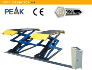 3.0t Lifting Equipment Used Hydraulic Scissor Lift (SX07) pictures & photos