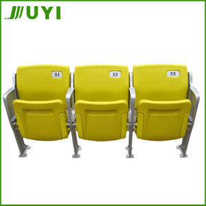 New HDPE Plastic Used Molded Stadium Seat with Back Blm-4151 pictures & photos