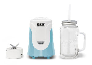 Mini Smoothie Maker with Glass Mug pictures & photos