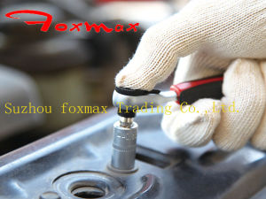 GS Handle Ratchet Wrench with Rubber Handle (Mrw-01) pictures & photos