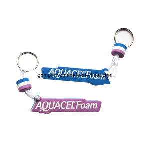 Promotion EVA Floating Keychain pictures & photos