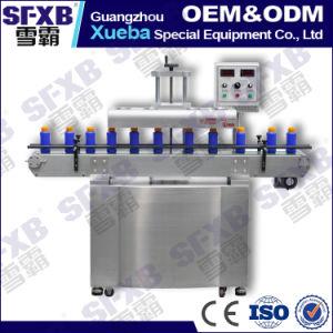 Sf-2100 Automatic Aluminum Foil Bottle Sealing Machine pictures & photos