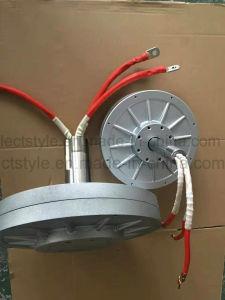 133dm Series Coreless Disc Permanent Magnet Generator Pmg133dm 96V 1.0kw 380rpm Permanent Magnet Alternator pictures & photos