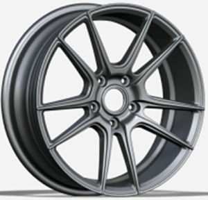Alloy Wheel 20inch with Fine Workmanship pictures & photos