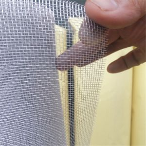 Aluminum Insect Screen/Aluminum Screen/Aluminum Wire Mesh Screen pictures & photos