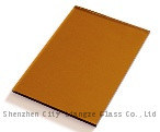 12mm Golden Bronze Tinted Glass for Decoration/Building pictures & photos