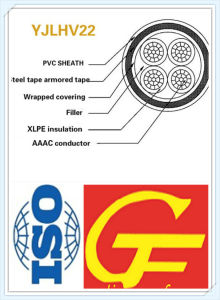 Aluminum Alloy Cable, Low Voltage XLPE pictures & photos