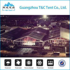 High Quality 30 by 50m Wedding Tent with Decoration for Party, Wedding, Festival, Advertising pictures & photos