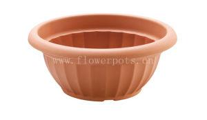 Plastic Bowl Flower Pot (KD5521-KD5524) pictures & photos