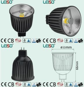 LED Spotlight MR16 6W CRI98 with GS & TUV Certificate pictures & photos