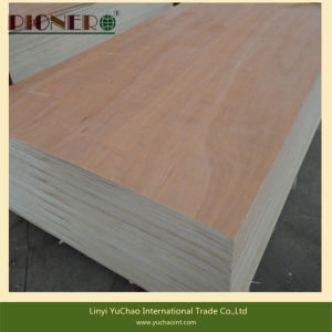 2015 Hot Sale Plb Veneer Hardwood Plywood (PIN021) pictures & photos