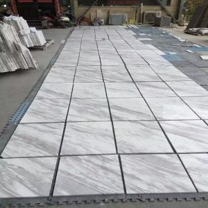 Volakas White Marble Walls Cladding pictures & photos