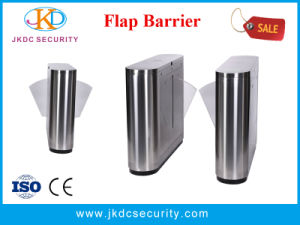 Automatic RFID Optical Turnstile Swing Gate with Flap Barrier pictures & photos
