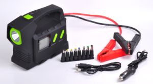 23100mAh High-Capacity Li-Polymer Rechargeable Car Jump Starter pictures & photos