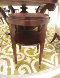 Round Coffee Table for Hotel Furniture pictures & photos